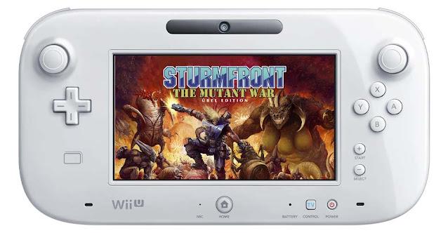 SturmFront - The Mutant War: Übel Edition Wii U