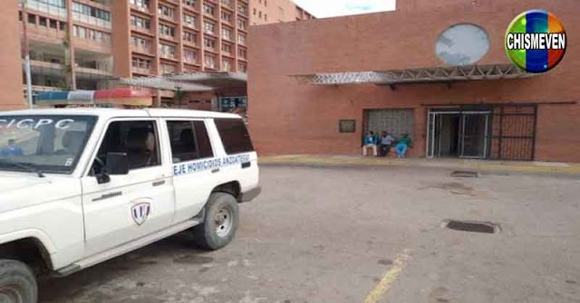 CICPC asesinó a un hombre frente al Colegio Nacional de Periodistas