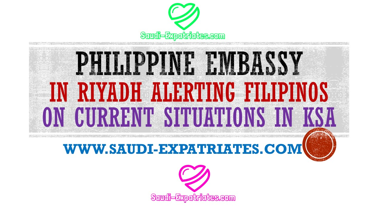 Dating philippines in riyadh