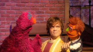 Philip, Simon, Peter Dinklage, Telly, Sesame Street Episode 4405 Simon Says season 44
