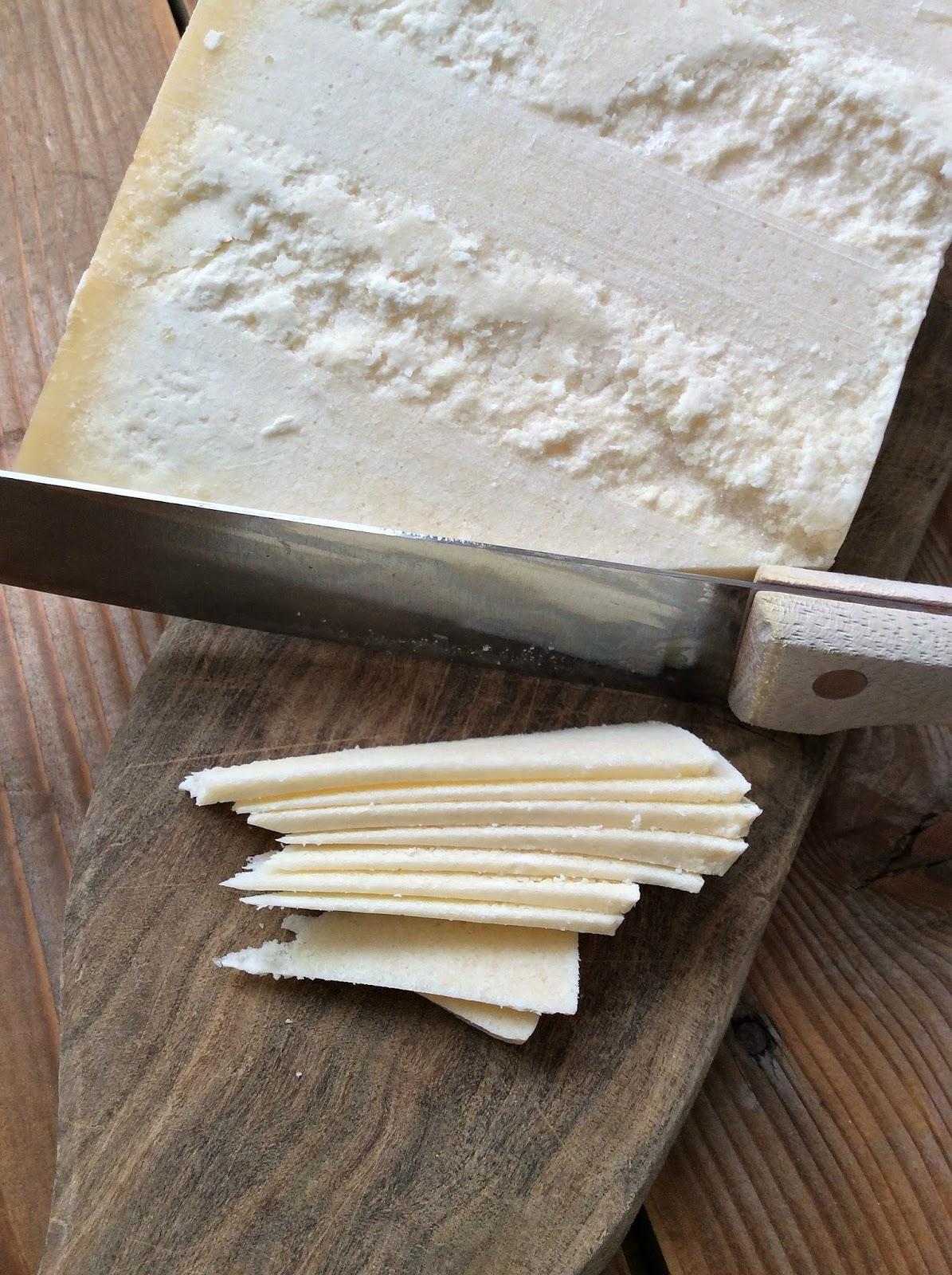 ricette con il parmigiano reggiano