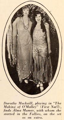 Alma Mamay Dorothy Mackaill