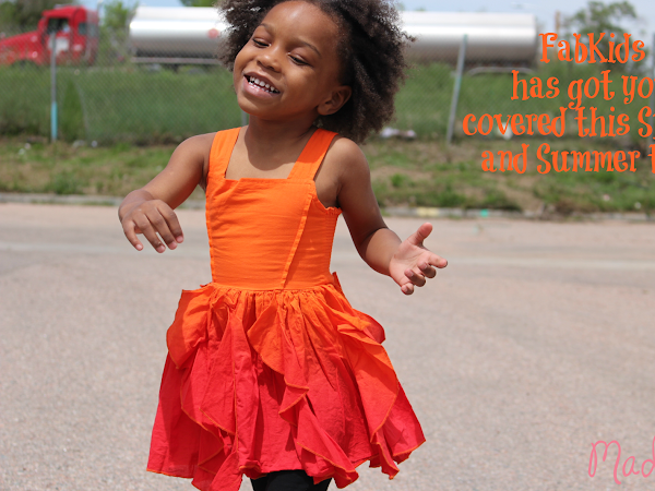 FabKids Have Got You Covered This Spring