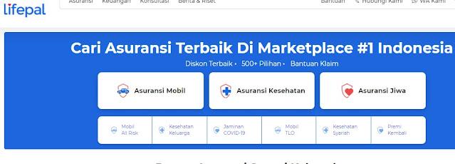 Lifepal.co.id Marketplace Asuransi Pertama dan Terbaik