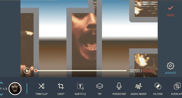 FilmoraGo Android