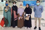 60 Pelajar Santri Gontor Asal Manado Sulut, Kembali ke Pondok Jawa Timur