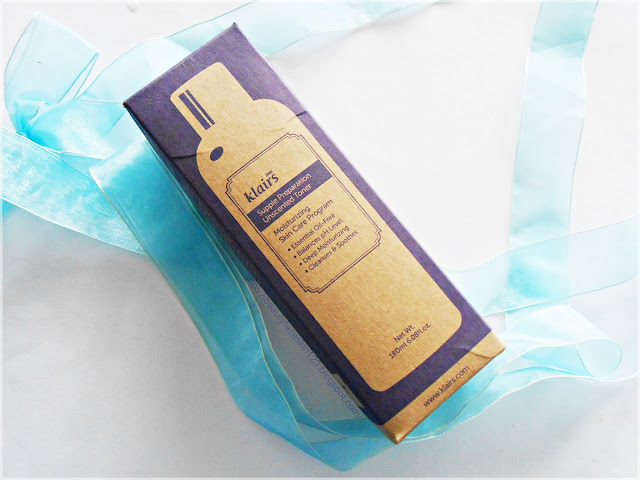 Klairs Supple Preparation Facial Unscented Toner