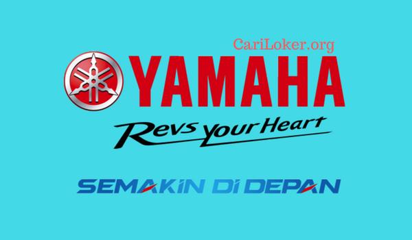 Lowongan DAFTAR ONLINE PT. YAMAHA INDONESIA MOTOR MANUFACTURING 2018