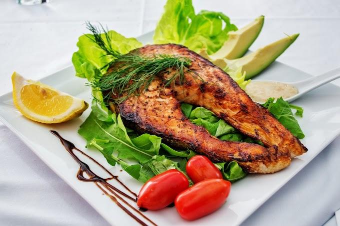 Tandoori fish wraps