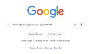 Cara Mendapatkan Ribuan Email Aktif Dengan Mudah