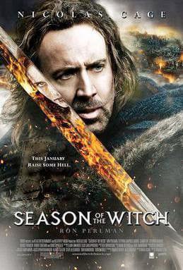 فيلم مترجم season of the witch