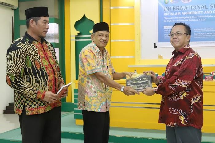 FAH UIN Ar-Raniry dan ATMA Malaysia Gelar Seminar