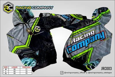 Jaket Racing Company Model Terbaru