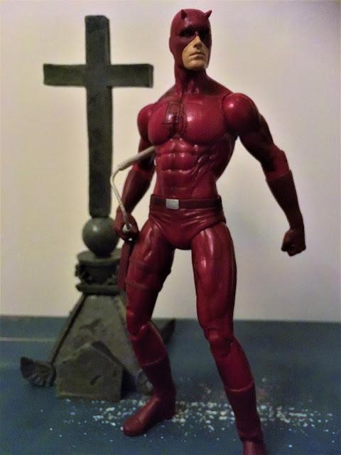 Daredevil - Regalo de un lector de el fancine - Día del Orgullo Friki - Marvel - el fancine - el troblogdita