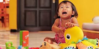 Tak Terduga, Jari Kaki Bayi Ini Nyaris Putus karena Sehelai Rambut