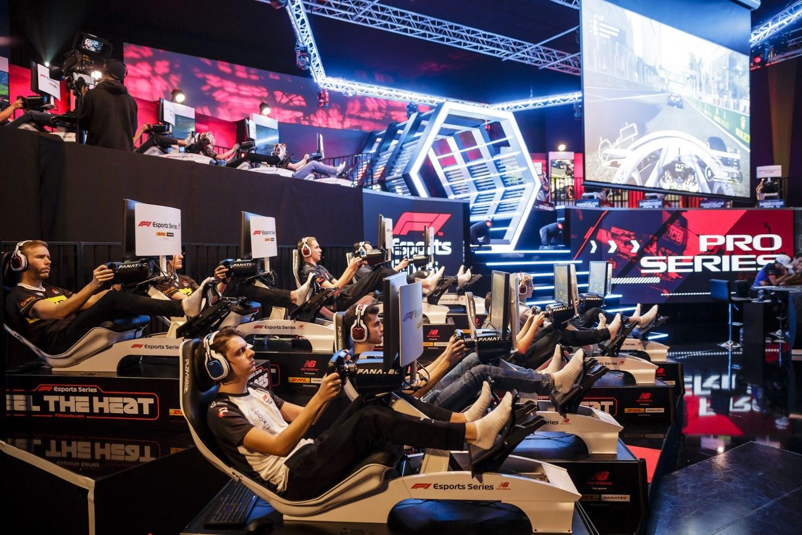 Espor Oyun Türleri F1 Espor