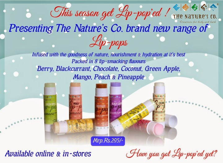 The Nature's Co.: Lip-Pops