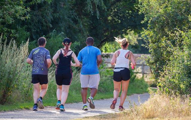 bieganie nadwaga