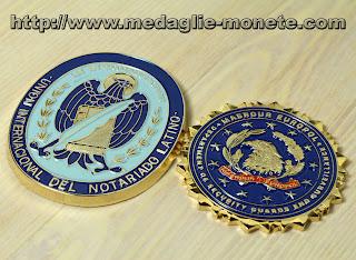 medaglie e monete commemorative