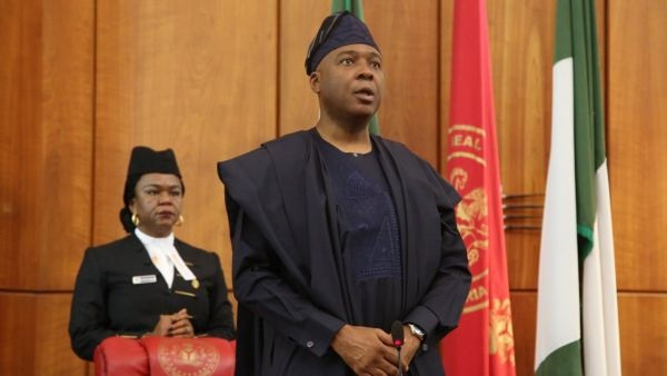 Bukola Saraki Calls For Immediate Removal Of IGP And Other Incompetent Security Chiefs