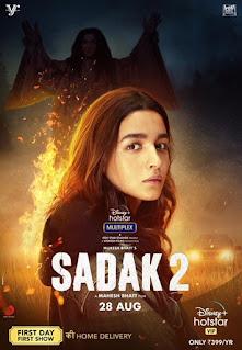Sadak 2 First Look Poster 4