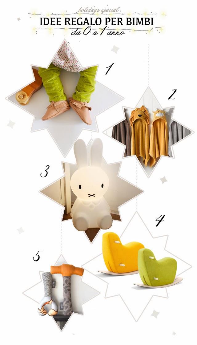 Top Arriva la cicogna: Cosa regalare a un bambino da 0 a 6 anni? Tante  JA71