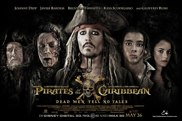 CINE ΣΕΡΡΕΣ, Pirates of the Caribbean: Dead Men Tell No Tales (2017), Johnny Depp, Geoffrey Rush, Javier Bardem, ΘΕΡΙΝΟ ΣΙΝΕΜΑ ΝΕΚΤΑΡ ΣΕΡΡΕΣ