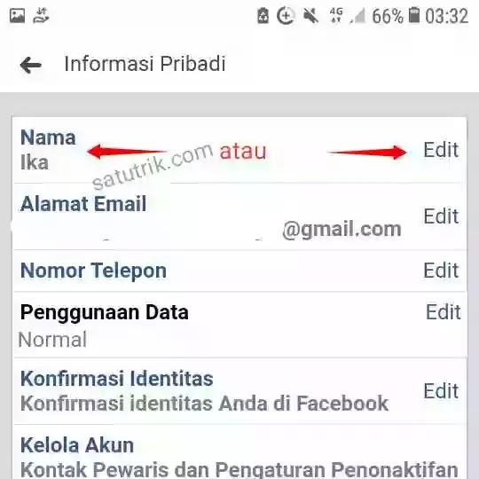 Kumpulan Font Akun Unik untuk Nama FB Tanpa Banding 100% Valid