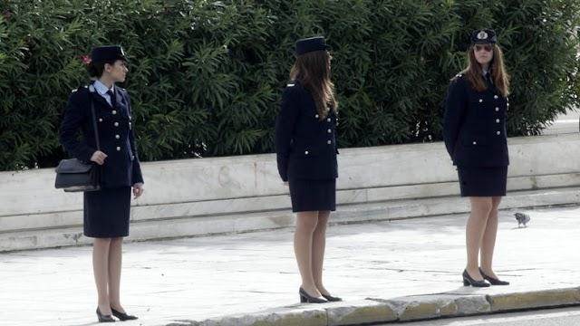 ΣτE: Παράνομο το όριο 1,70μ. για το ύψος γυναικών υποψηφίων Αστυνομικών Σχολών