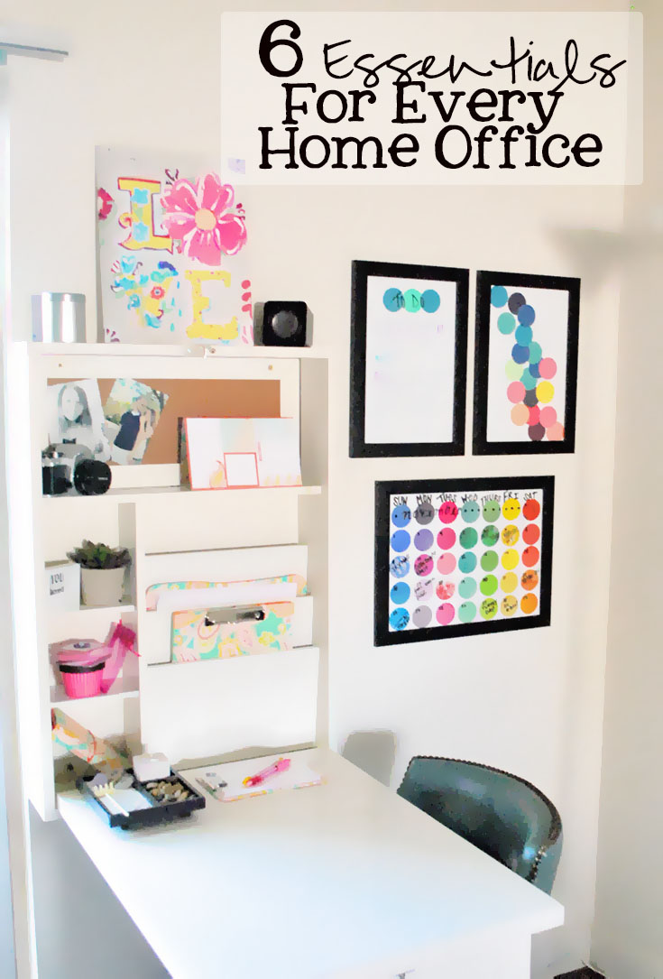 6 Essentials For Every Home Office A 200 Skymall Gift Card Giveaway