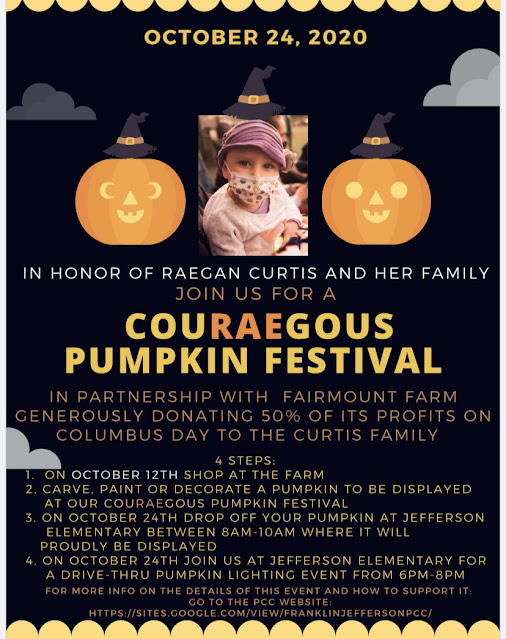 couRAEgeous Pumpkin Festival - Oct 24, 2020