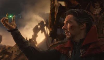 avengers 4 endgame infinity war doctor strange