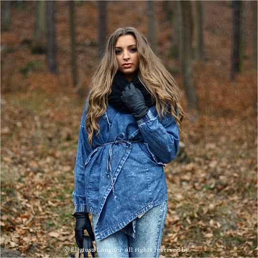 Denim Look