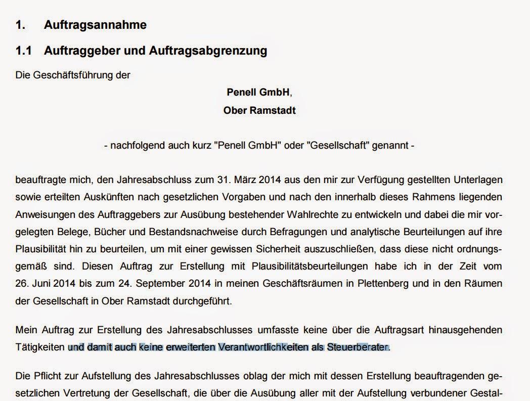 Rolfs Penell Blog Mein Auftrag Zur Erstellung Des