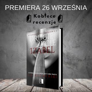 Drugie życie Izabel - J.A. Redmerski (PATRONAT MEDIALNY)