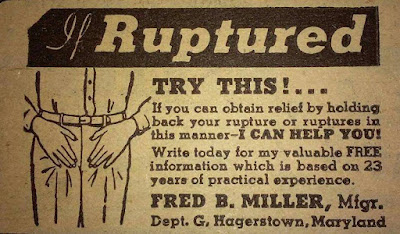 Ruptured? Try this.