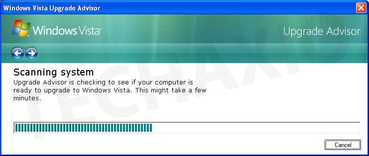Windows Vista Upgrade Program