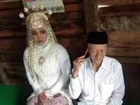 Nikahi Perawan 19 Tahun, Ternyata Kakek 68 Tahun Ini Seorang Mualaf dan Pernah Nikah 9 Kali