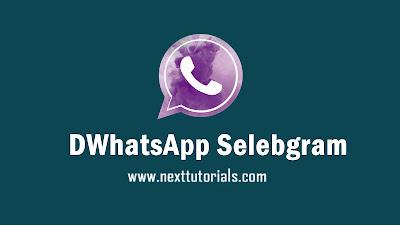 Download dWhatsApp Selebgram v25, dwa selebgram v25, dwhatsapp instagram v25, aplikasi dwa update, tema dwhatsapp keren 2020, wa mod anti ban,