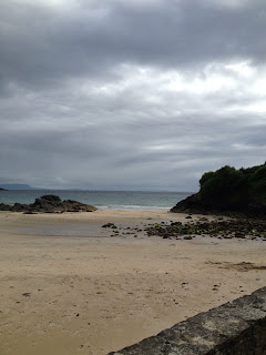 Beach in south Donegal, Ireland