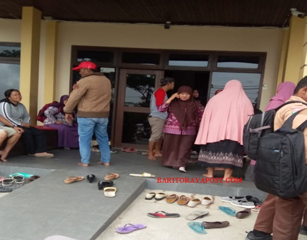 Kecelakaan 2 Orang Pelajar Kembali Terjadi Di Muara Jawa
