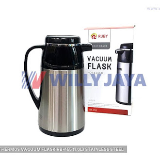 RUBY - THERMOS/ VACUUM FLASK RB-455 (1.0L) STAINLESS STEEL