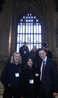 CAMRA Lobby at Westminster