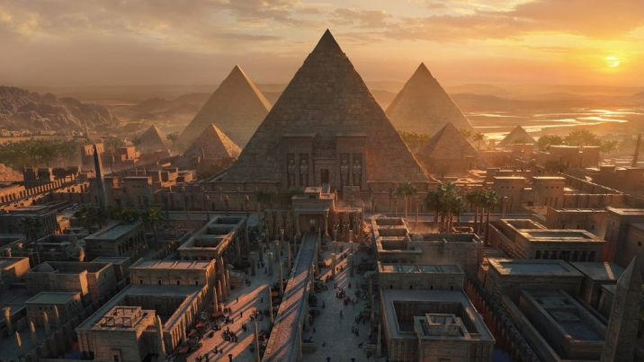 Egypt: The Land of Ancient Civilization and Sand Monuments