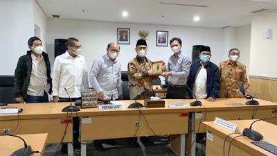 Jimly Asshidiqie Dorong Pemprov DKI Jakarta Tindaklanjuti UU Cipta Kerja dan Ikut Aktif Bahas RUU IKN