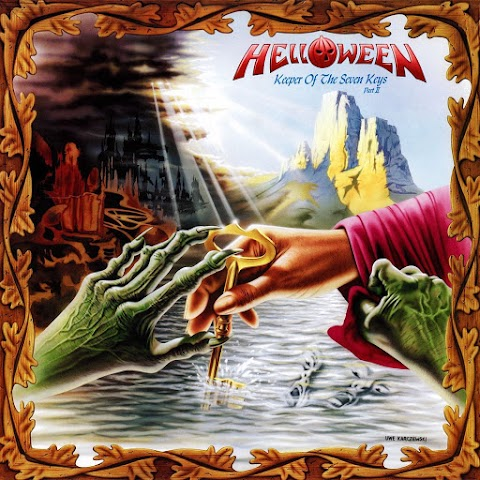 HELLOWEEN - KEEPER OF THE SEVEN KEYS: PART 2 (1988)