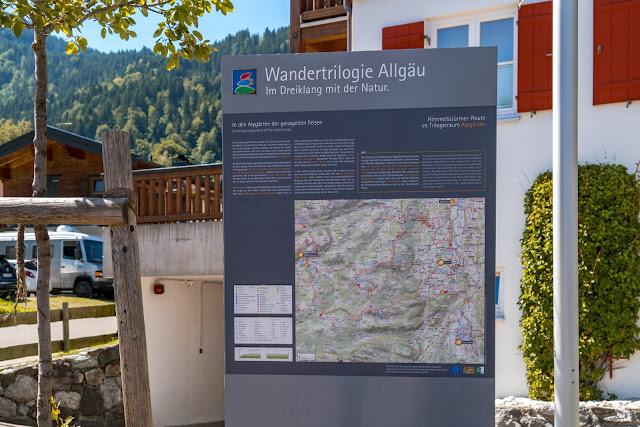 Wandertrilogie Allgäu | Etappe 46+47 Ofterschwang-Fischen-Oberstdorf - Himmelsstürmer Route 02
