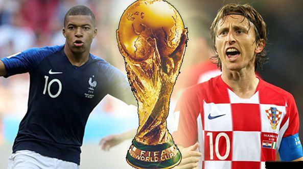 Assistir Jogo FINAL da Copa França x croácia Ao Vivo