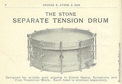 Stone Catalog H, circa 1915