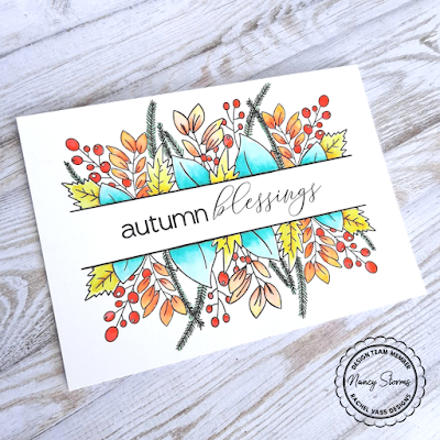 Rachel Vass Designs - Autumn Border